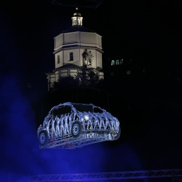 New FIAT 500 World Premiere, Torino IT – Filmmaster Productions