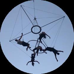 danza aerea pavia e provincia